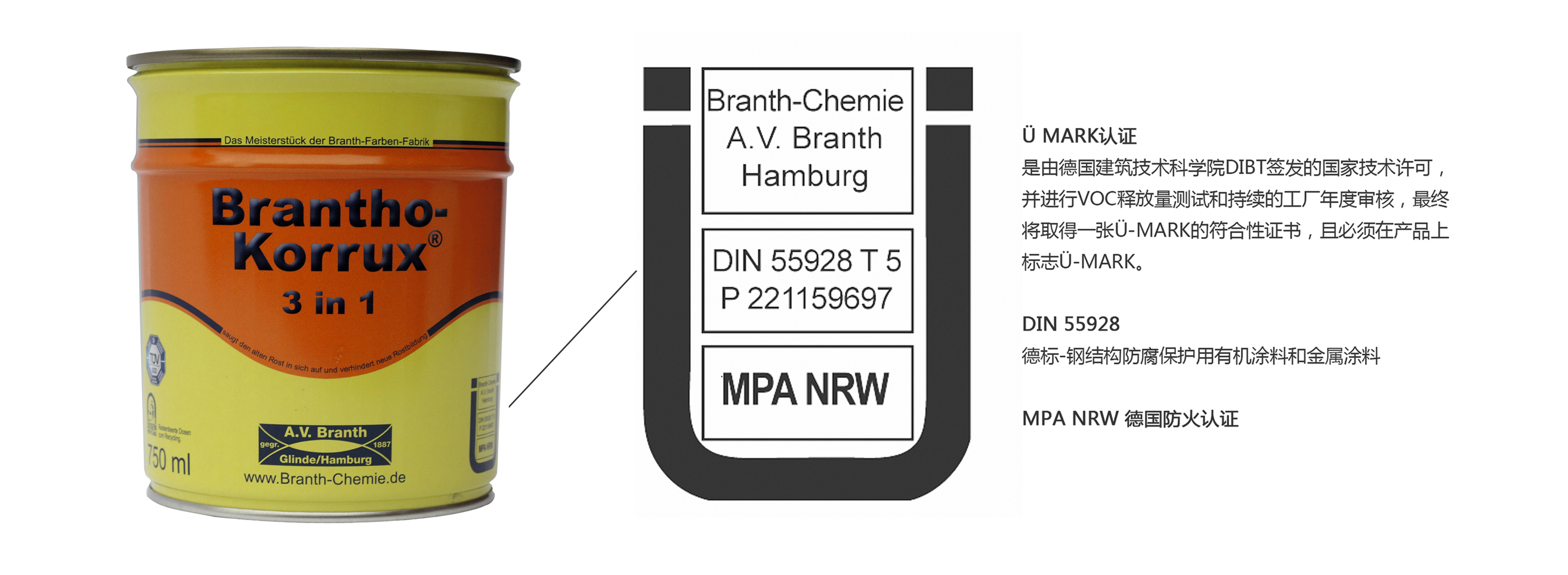 <a href=http://www.brantho-korrux.com.cn/products/3in1.html target=_blank class=infotextkey>防腐涂料</a>,<a href=http://www.brantho-korrux.com.cn/products/3in1.html target=_blank class=infotextkey>带锈防腐</a>涂料,免除锈防锈漆